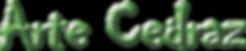 Arte Cedraz - Logotipo 2.png
