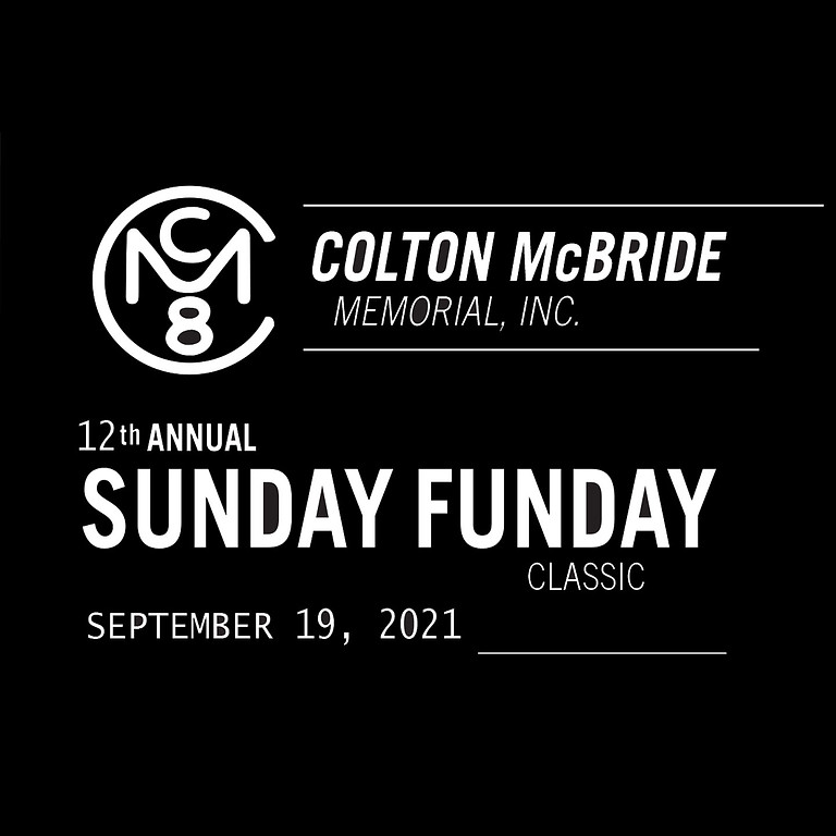 The 12th Annual Sunday Funday Classic