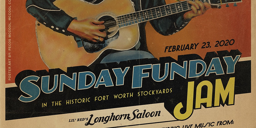 The 12th Annual Sunday Funday Jam