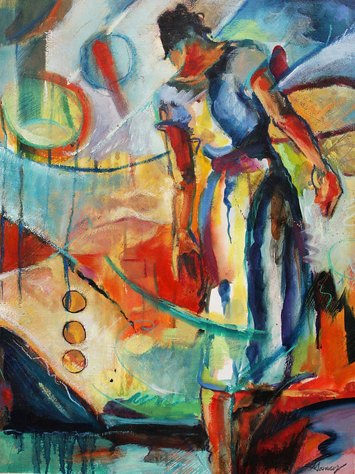 Dance in the Spirit-Sold