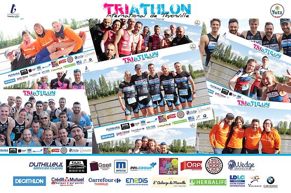 Remerciement Sponsor - TRITYC Triathlon