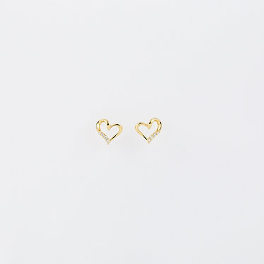 Open Heart Pierce