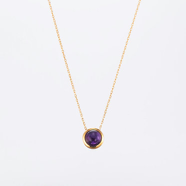 "Amulet ""Purple"" Pendant"