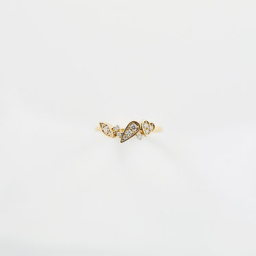 Fancy Shape Mix Ring