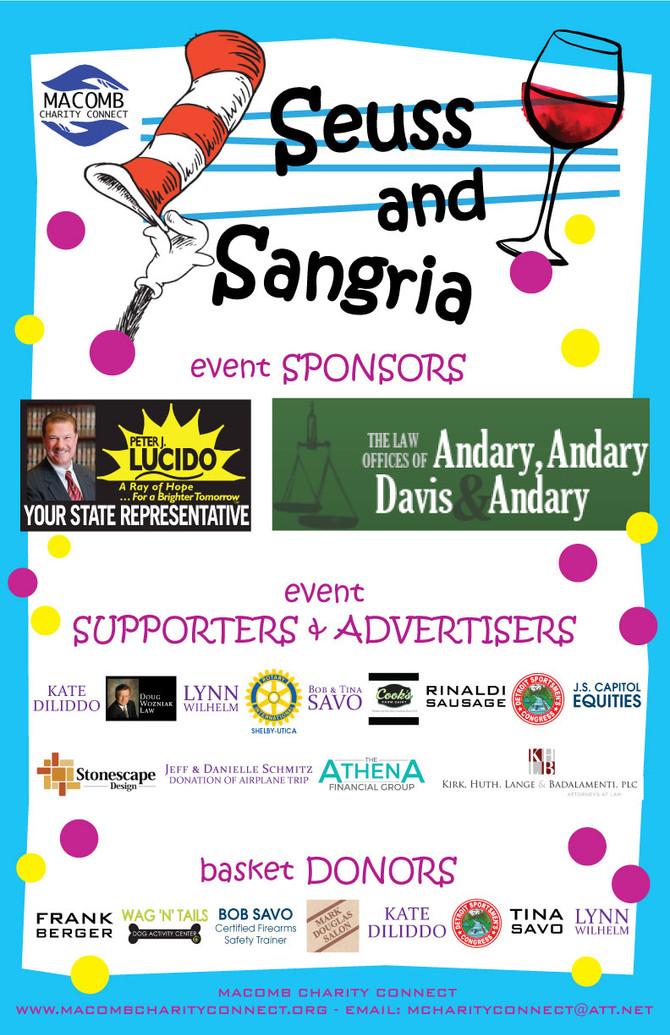 2018 Seuss & Sangria Party
