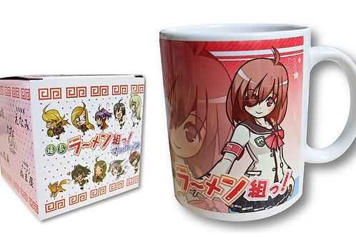 福島ラーメン組っ!マグカップ(箱付き・アウトレット品)(9種類 )