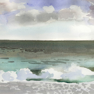 Sea Study Killiney
