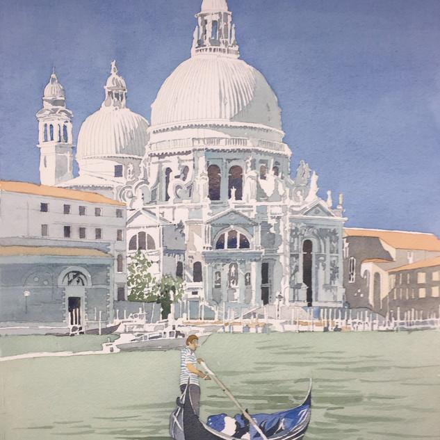 Sancta Maria della Salute, Venice