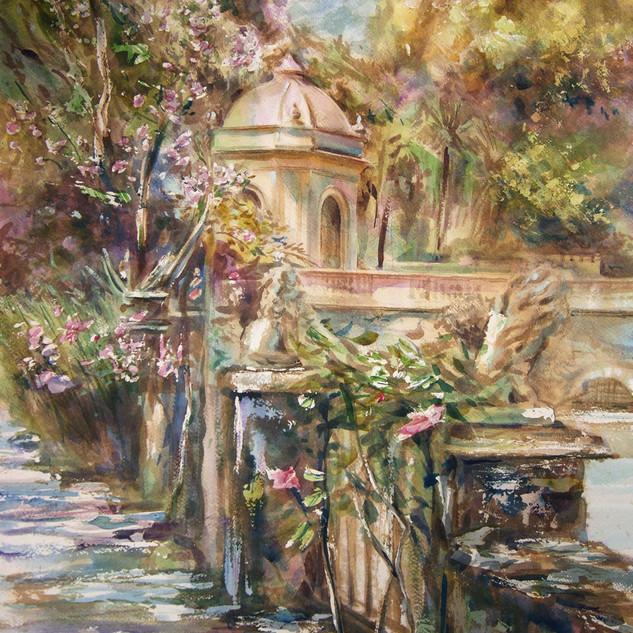 Gardens of the San Giorgio