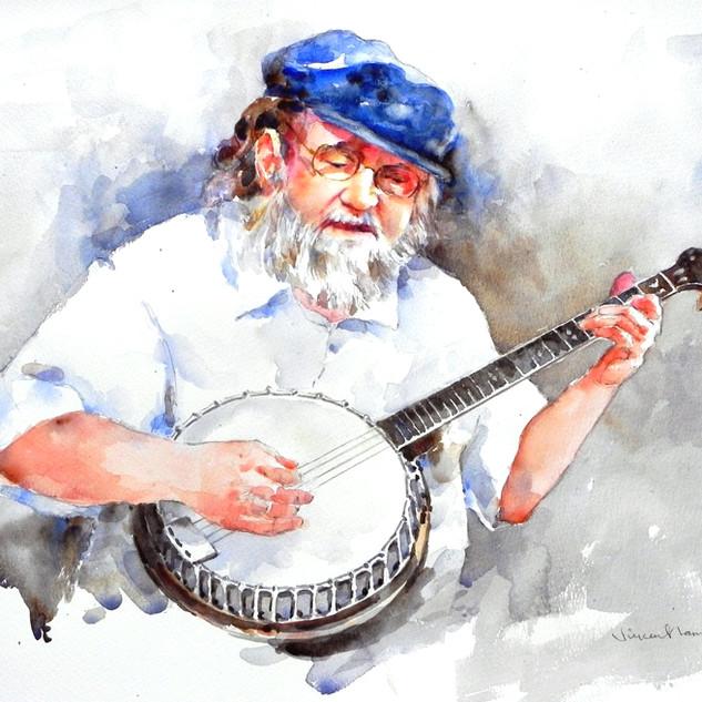 Banjo Barney