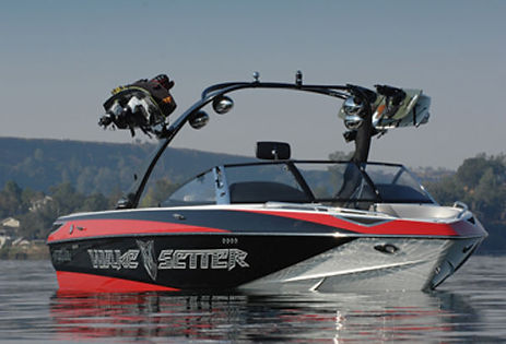 MALIBU WAKESETTER 23 LSV W ILLUSION XS TOWER
