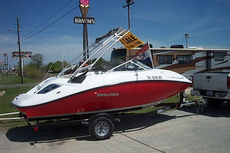 SEA DOO CHALLENGER 180 W FORWARD TOWER