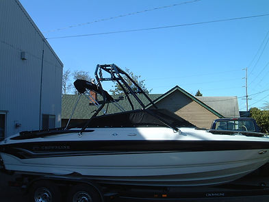 MONTEREY 204 FS W WAKEBOARD TOWER