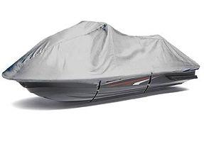 silver jet ski cover
