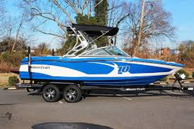 MASTERCRAFT X-10 With ZFT-5 TOWER