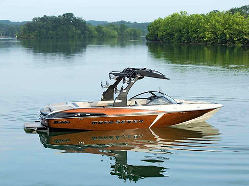 MALIBU WAKESETTER 25 LSV WO SWPF With G4 TOWER