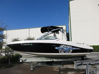 ​SEA RAY 230 FISSION W FISSION TOWER