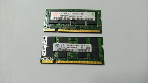 Memoria ram 2 GB /PC2