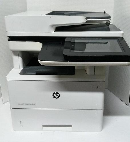 Impresora Láser Hp Blanco y negro MFP M527M