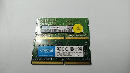 Memoria ram 4 GB /PC4