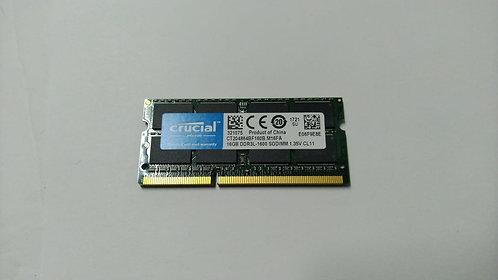 Memoria Ram 16GB /PC3L