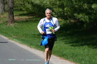 Clinton Country Run 15K, April 25, 2015