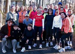 New Year's Day Run Jan 1, 2012