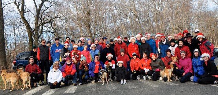 Glug Run Dec 24, 2010