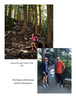 guest post - The Grouse Grind