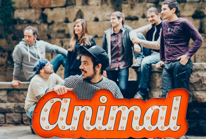 Animal. Foto: Bernat Almirall