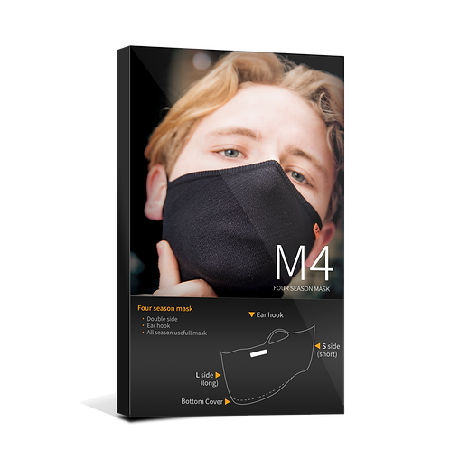 M4 Four season mask