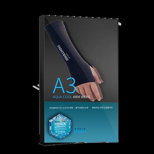 A3 Aqua cool arm wear
