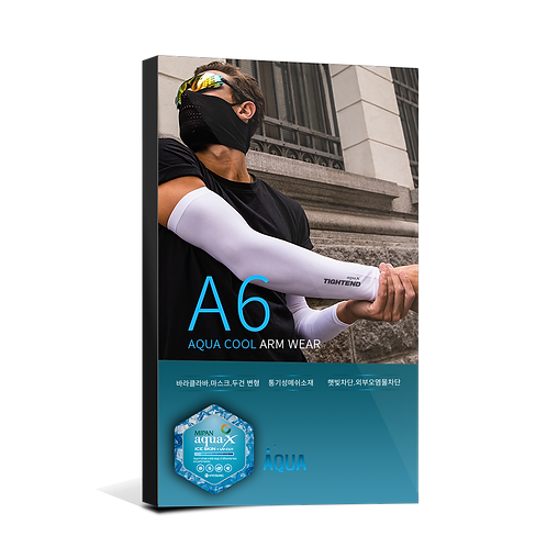 A6Aqua cool arm wear