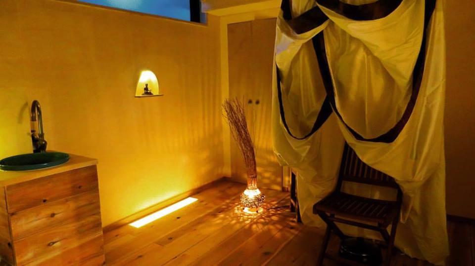herb sauna