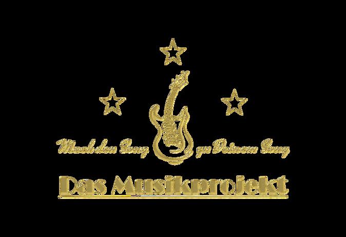 Das Musikprojekt Logo gold glänzend.png