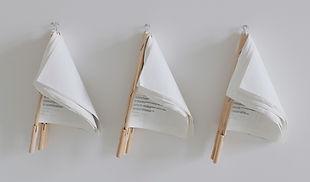 Drapeaux de documents