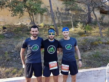 Résultats Trail et VTT