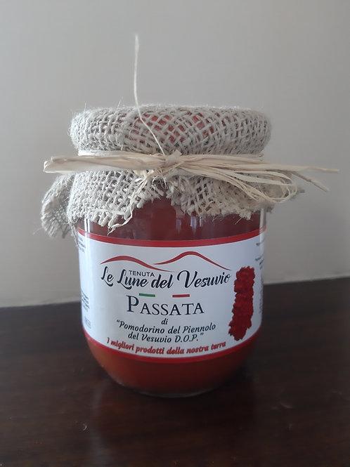Passata di Pomodorino del Piennolo D.O.P.