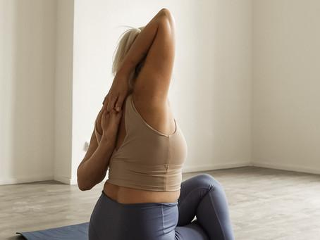 Jak si užít život i cvičení jógy