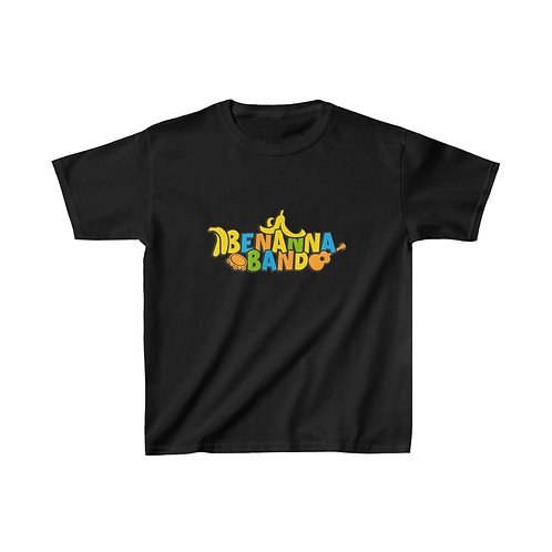 Kids BenAnna Band T Shirt