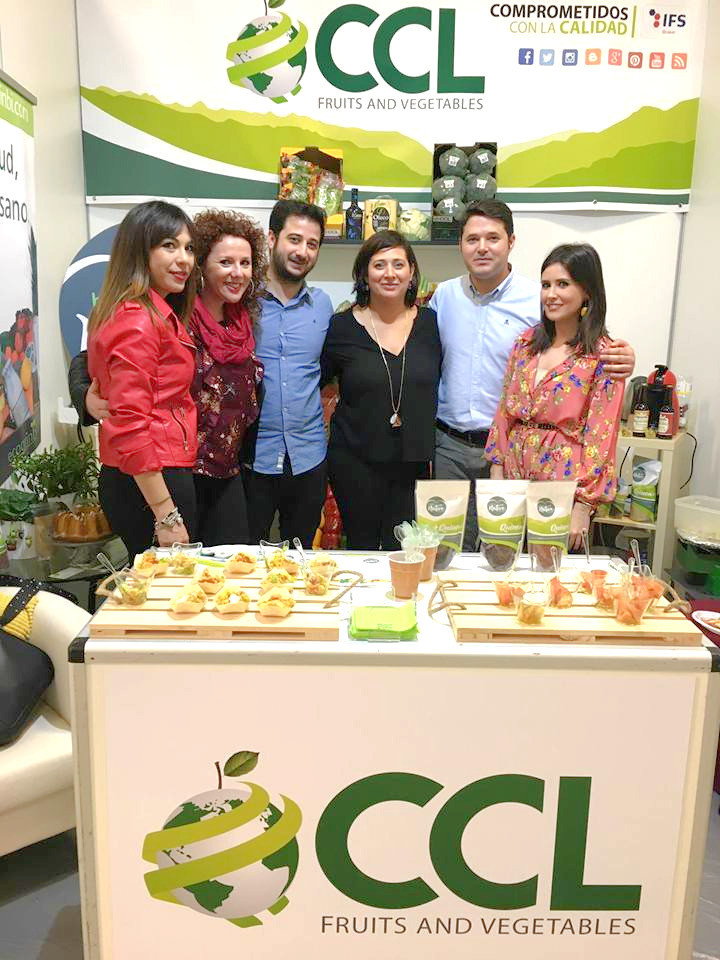 CCL FRUIT Y VEGETALES