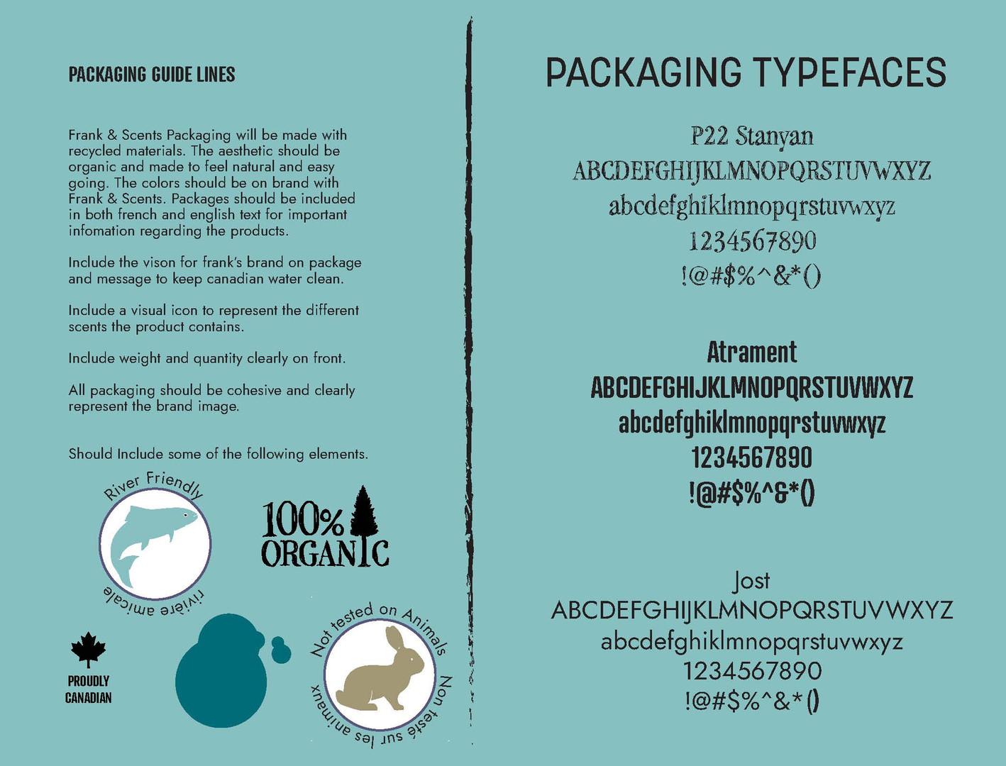 packaging rules