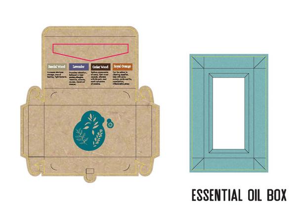 inside oil box