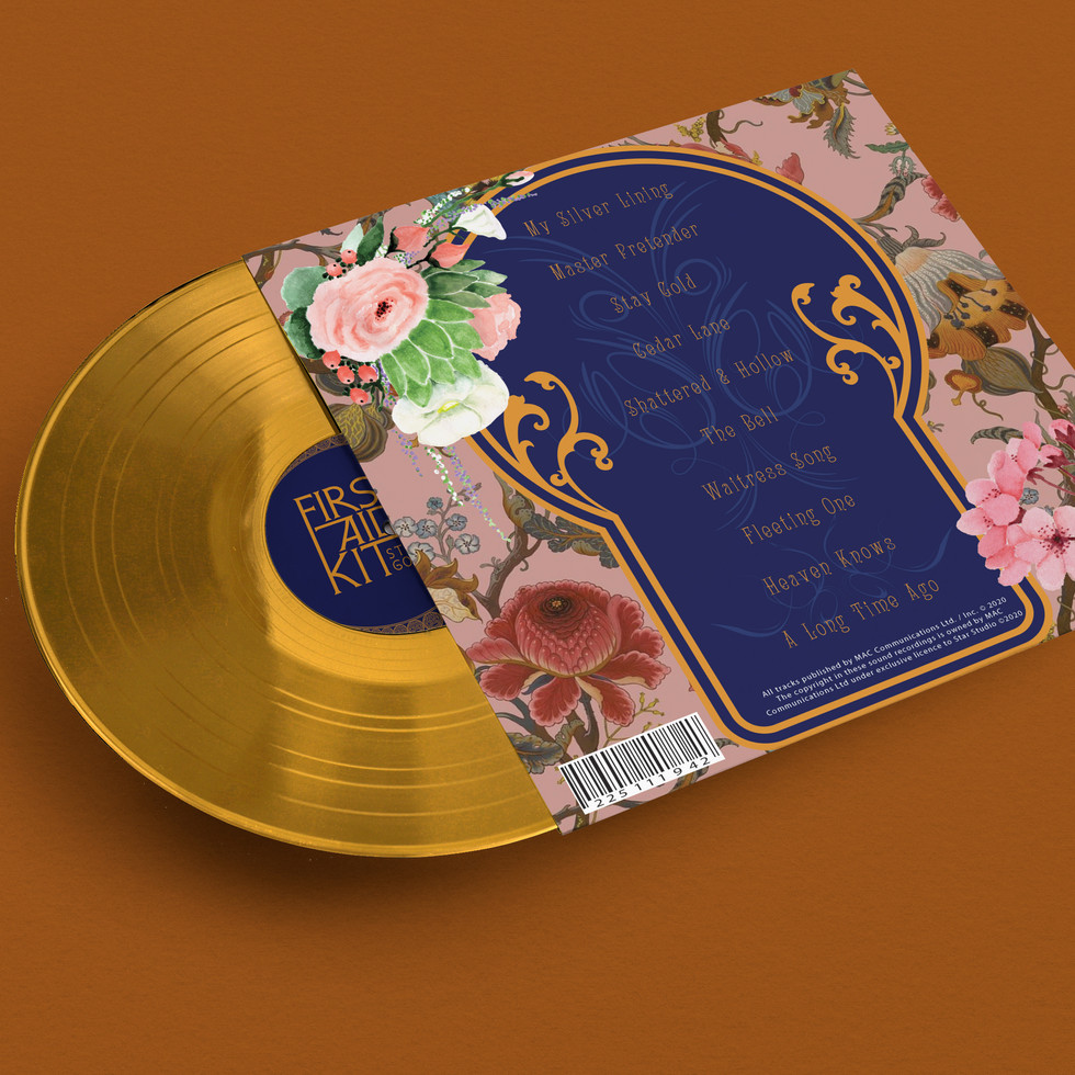 first aid kit stay gold mock up