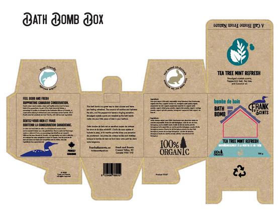bath bomb box