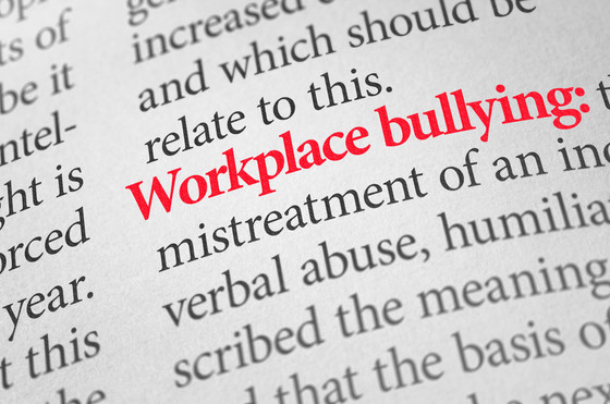 Bullied at work? Here's how you know