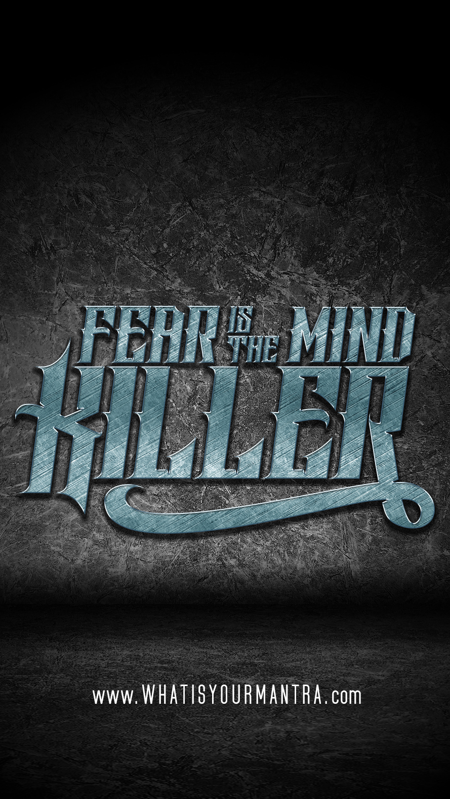 Fear Is the Mind Killer PB