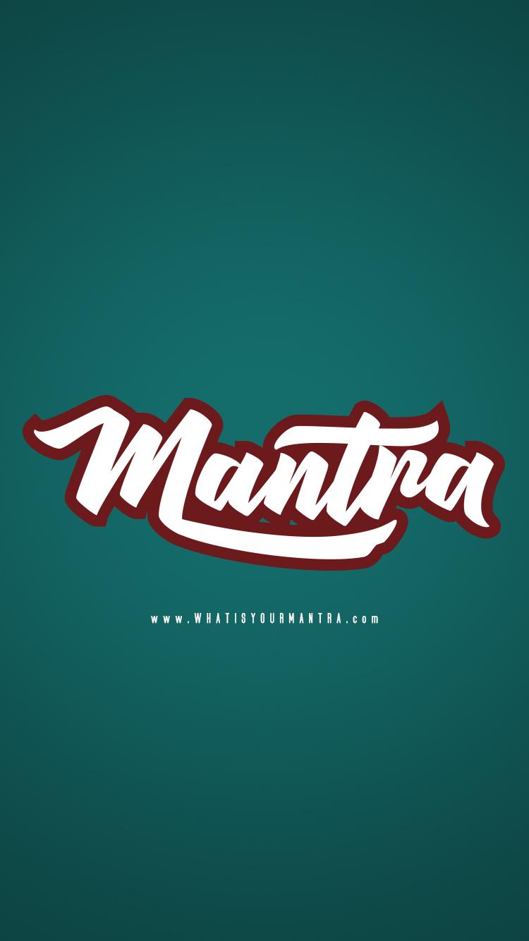 Mantra Script PB