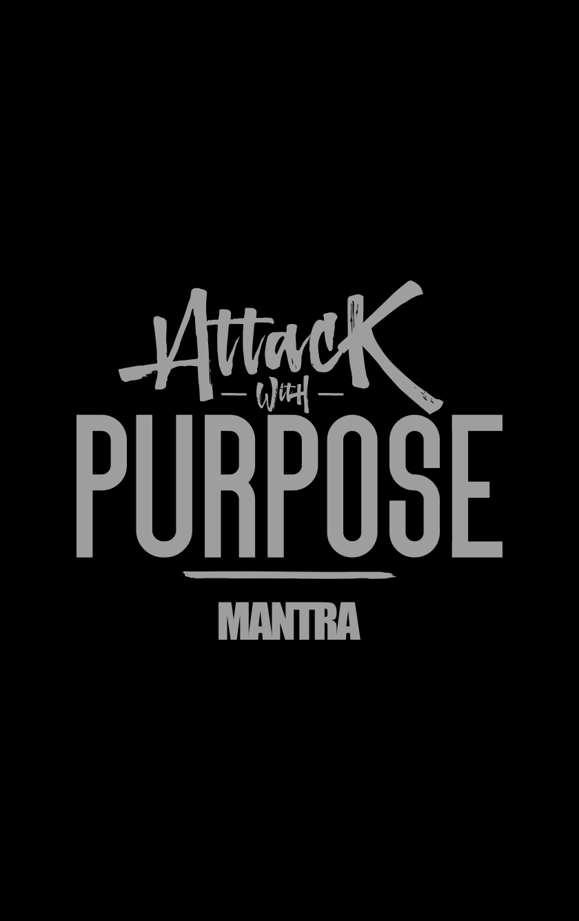 Attack with Purpose