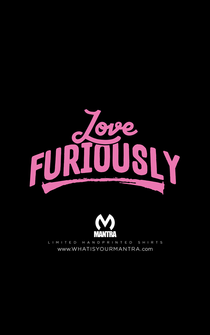 Love Furiously